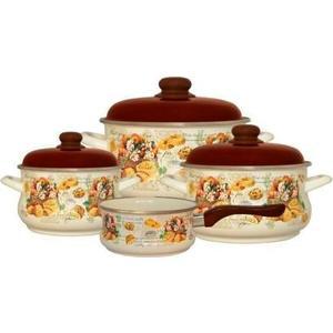 Набор посуды 7 предметов Metrot Эмина Сластена (135410)