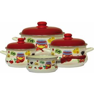 Набор посуды 7 предметов Metrot Эмина Варенье (150316)