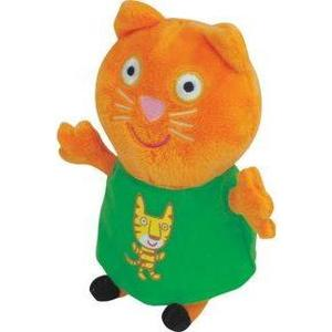 Мягкая игрушка Росмэн Кенди с тигром 20см Peppa Pig (29622)