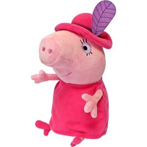 Мягкая игрушка Росмэн Мама в шляпе 30см Peppa Pig (29625)