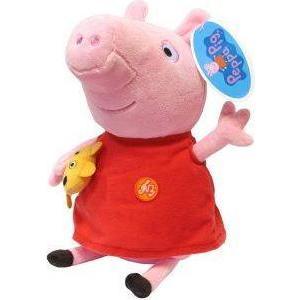Мягкая игрушка Росмэн Пеппа с игр звук 30см Peppa Pig (30117)