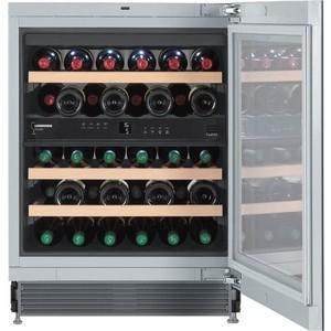 Винный шкаф Liebherr UWT 1682 встраиваемый винный шкаф liebherr uwt 1682