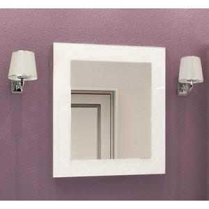 Светильник Акватон Венеция 3013/M/CR хром, плафон белый (1AX016SVXX000) акватон мебель для ванной акватон венеция 75 черная
