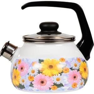 Чайник эмалированный со свистком 2.0 л Vitross Fernanda (1RA12) цена и фото