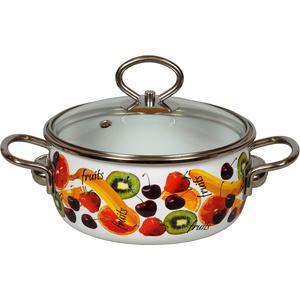 Кастрюля эмалированная 1.5 л Vitross Fruits (1SA165S) цена и фото