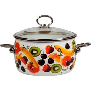Кастрюля эмалированная 2.0 л Vitross Fruits (1SC165S) цена и фото