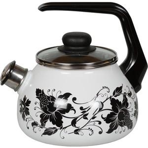 Чайник эмалированный со свистком 2.0 л Vitross Tango (1RA12)