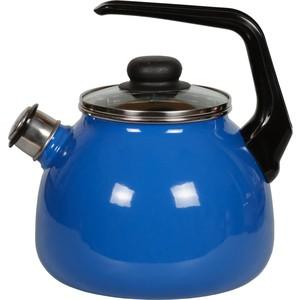 Чайник эмалированный со свистком 3.0 л Vitross Ocean (1RC12) чайник сф со св 3 0лtango 1rc12 983440