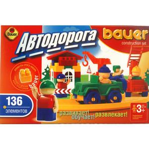 Конструктор Bauer серии Автодорога 136 эл 16/16 (248)