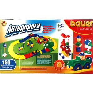 Конструктор Bauer серии Автодорога 160 эл 12/12 (249)
