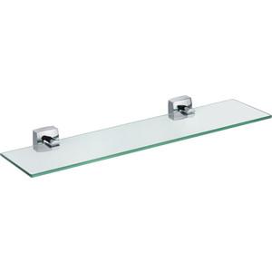 Полка стеклянная 50 см Fixsen Kvadro (FX-61303) fixsen kvadro fx 61305 4