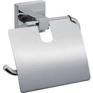 Бумагодержатель с крышкой Fixsen Metra (FX-11110)