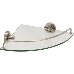 Полка угловая стекло 25x35,5x5 Fixsen Modern (FX-51503A)