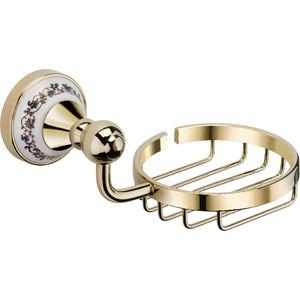 Мыльница решетка Fixsen Bogema Gold (FX-78509G) цена