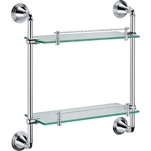 Полка стеклянная двух этажная 65 см Fixsen Best (FX-71622) gcr15 6326 zz or 6326 2rs 130x280x58mm high precision deep groove ball bearings abec 1 p0