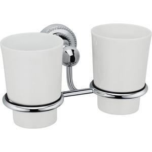 Держатель стакана двойной Fixsen Style (FX-41107) крючок двойной fixsen style fx 41105a
