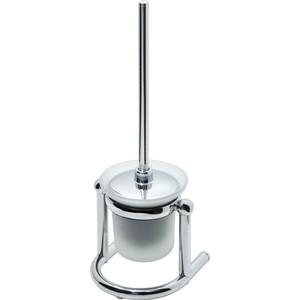 Ёрш напольный со стеклянной колбой Fixsen (FX-403) ёрш для туалета fixsen modern fx 51513
