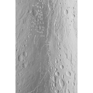 Шторка на ванну BAS Хатива 143х145, 6 створок, пластик Вотер (ШТ00046) от ТЕХПОРТ