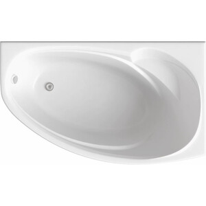 Ванна BAS Фэнтази правая 150х90 с каркасом (В 00041)