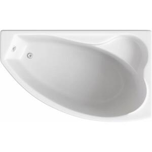 Ванна BAS Николь правая 170x100 с каркасом (В 00028)