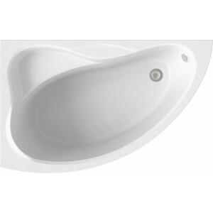 Ванна BAS Вектра левая 150х90 с каркасом (В 00007)