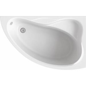 Ванна BAS Вектра правая 150х90 с каркасом (В 00008)