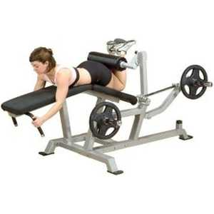 Body Solid Leverage Leg Curl (LVLC)