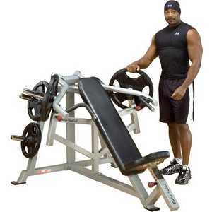 Body Solid Leverage Incline Bench Press (LVIP)