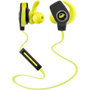 Наушники Monster iSport Bluetooth Wireless SuperSlim In-Ear green (128652-00) наушники monster isport victory in ear wireless black 137085 00