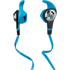 Наушники Monster iSport Strive blue (137025-00)