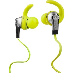 Наушники Monster iSport Victory green (137026-00) беспроводные наушники monster isport freedom wireless bluetooth on ear green