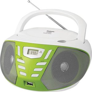 Магнитола BBK BX193U white/green bbk bx110bt white