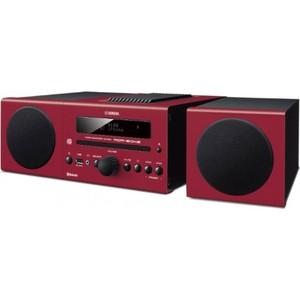 Музыкальныq центр Yamaha MCR-B043 red