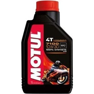 Моторное масло MOTUL 7100 4T 10W-30 1 л моторное масло motul power lcv ultra 10w 40 5 л