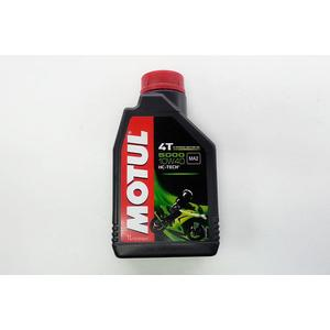 Моторное масло MOTUL 5000 4T 10W-40 1 л моторное масло motul 300 v 4t fl road racing 10w 40 4 л