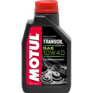 Трансмиссионное масло MOTUL Transoil Expert 10W-40 1 л моторное масло motul 5100 4t 10w 40 4 л