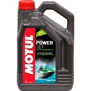 Моторное масло MOTUL Powerjet 2T 4 л моторное масло motul 5100 4t 10w 40 4 л