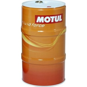 Моторное масло MOTUL 4100 Turbolight 10W-40 60 л моторное масло motul 300v chrono 10w 40 2 л