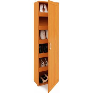 Шкаф для обуви Мастер Альмира-55 МДФ бук