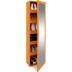 Шкаф для обуви Мастер Альмира-55 зеркало бук