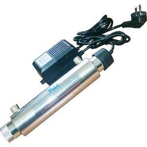 "YAKE Установка обеззараживания воды YK-UV06w-M 0.50 GPM -1/4"" (с заземлением) (35538)"