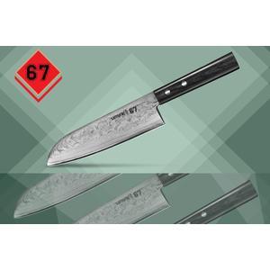 Нож сантоку Samura Samura 67 (SD67-0094) щит tdm sq0905 0094