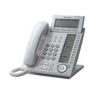 Системный телефон Panasonic KX-NT366RUW