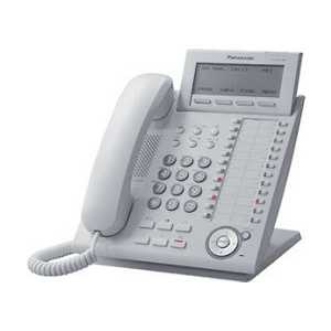 Системный телефон Panasonic KX-NT346RUW