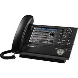 Системный телефон Panasonic KX-NT400RU