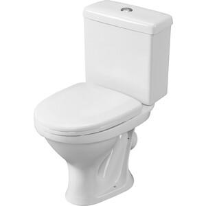 Унитаз компакт Santeri Форвард Стандарт с сиденьем, белый (1.P205.2.S00.00B.F) santeri орион белый