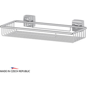 Полочка-решетка 30 см FBS Esperado хром (ESP 049) полочка решетка 22 cm fbs esperado esp 048