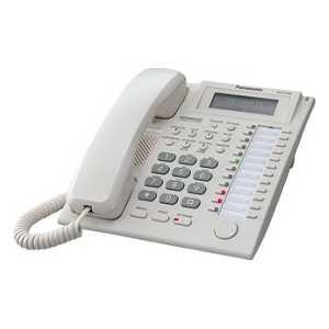 Системный телефон Panasonic KX-T7735RUW