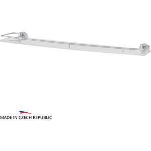 Полка 70 см FBS Vizovice хром (VIZ 017) dupen t 017 хром