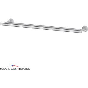 Держатель полотенец двойной 70 см FBS Vizovice хром (VIZ 038)